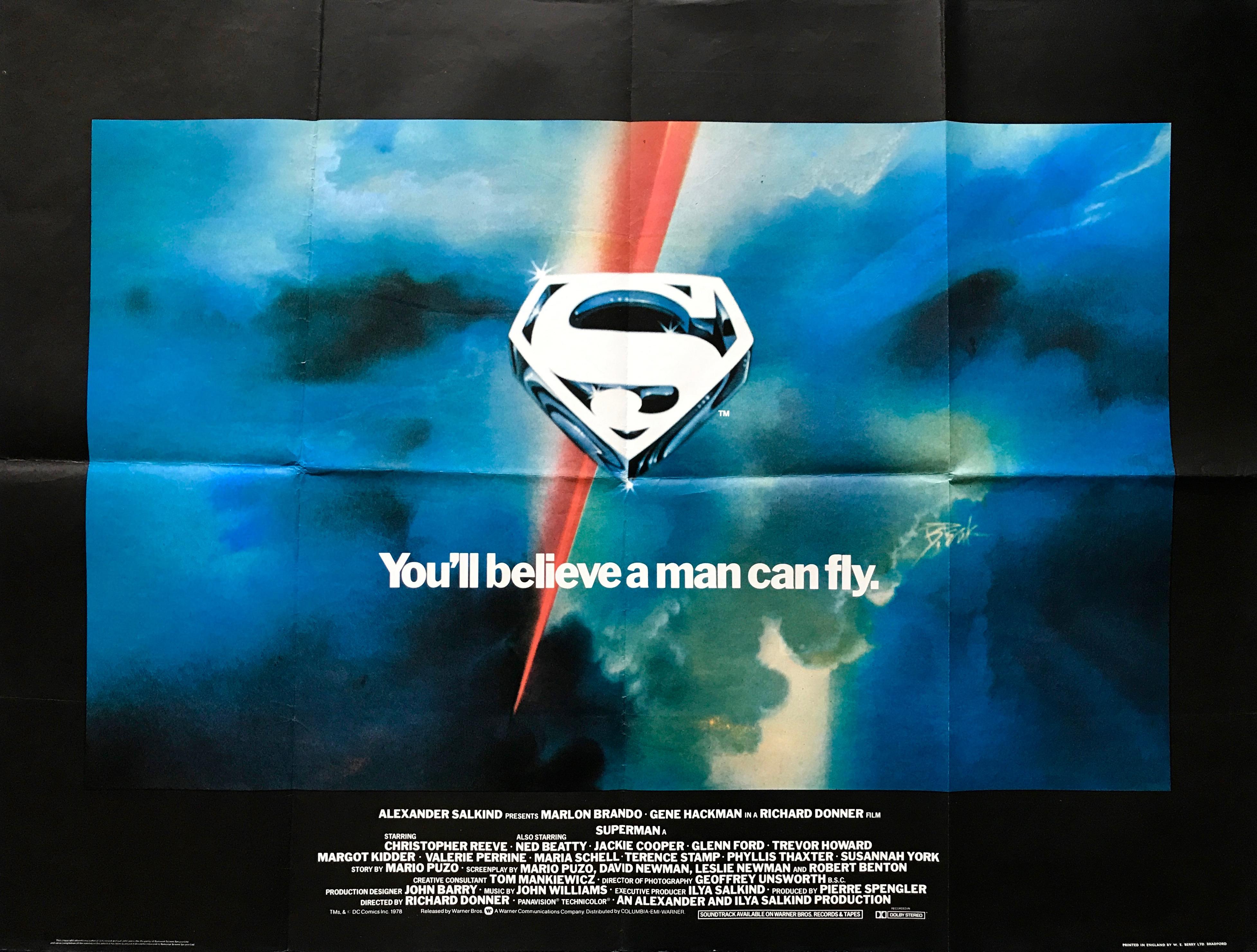 Movies Inside My Head: Superman The Movie
